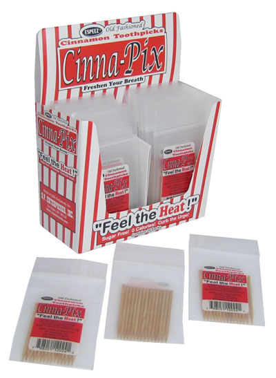 Cinnamon Tooth Picks